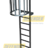 Defender™ Rung Ladder - Half Cage