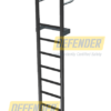 Defender™ Rung Ladder with Grab Bars
