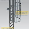 Defender™ Rung Ladder - Caged