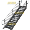 Defender™ Staircase - BCA Compliant