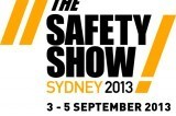 The Sydney Safety Show 3-5 September 2013