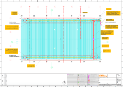 Sample Structural Overlay